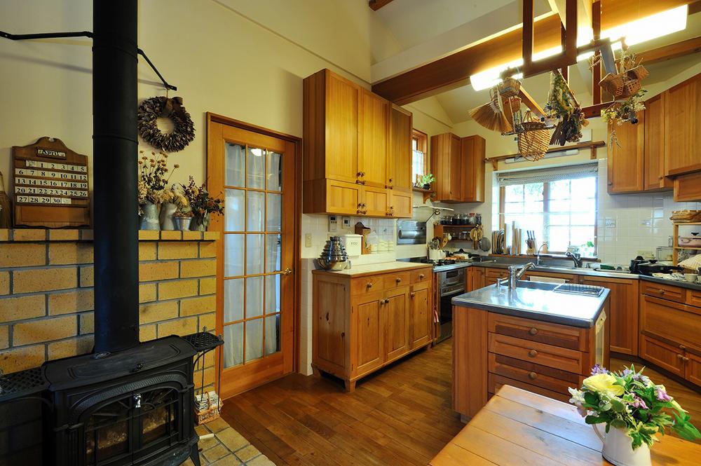 仁・幸夢店の施工事例、夏涼しく冬暖かい家